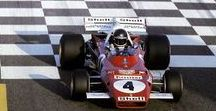 Formula 1, Indy Car and other open wheels