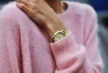 sweater weather / knitwear in all it's wonderful forms