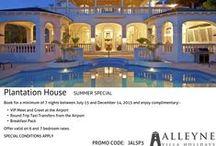 - Specials - Alleyne Real Estate Barbados