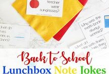 Kids' School Lunch Ideas / Ideas for making school lunches exciting again!