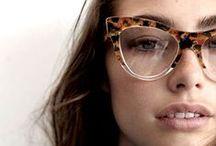 fresh pair of eyes / glasses