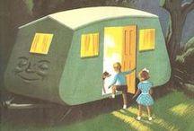 cosy caravan