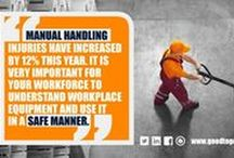 Warehouse Safety / Good to Go Safety are known for improving warehouse safety with their popular equipment checklist systems. Here we take a broader look at warehouse fails, warehouse news, and warehouse accidents. From pallet truck safety, to racking accidents and forklift fails you'll find it all here.