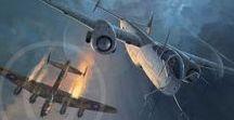 Aircraft Artworks and Photos