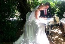 Canberra Celebrant Michele Bolitho Weddings 2017 / Here are photos of very happy couples on their most special day, when I've had the privilege of being their marriage celebrant. I always ask couples if I may put their images online. Many couples opt to keep their photos private, especially because my specialty as a celebrant, is small intimate weddings in my beautiful private garden.