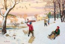 Winter Wonderland / by Cindy Beach