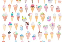 My Favorite Dessert / I scream! You scream! We all scream for ice-cream! / by ireneekins