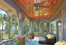 OUTDOOR SPACES / by Sandy