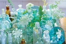 Bottle & Jar Collections / by Kim Clark