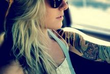 Inked. / by Andrea Robertson