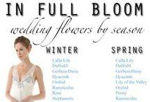 Flowers, Flowers, Flowers / Centerpieces, bouquets, boutonnieres & more!