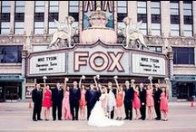 Awesome Michigan Venues / For all Michigan Brides looking for amazing venues located near you!