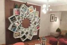 Book & Magazine Storage