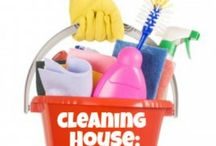 Cleaning and Organization Tips / by Elizabeth Kite