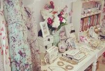 Aspire Oxford / Our light and bright shop on Oxford's High Street
