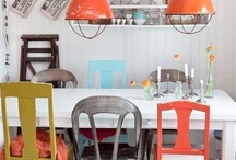 Chairs - dining