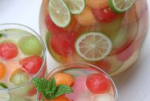 Beverages / Beverages, Drinks, Coctails, Alcoholic Grown-Up Drinks and non-alcoholic drinks / by Debbie McGuire