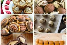 All About Desserts / All types of #dessert recipes and ideas, #cake #pie #cupcakes #candy #sweets of all kinds, #cheesecake #cookies #desserts / by Debbie McGuire
