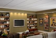 Family/living room / by Melissa Franzen