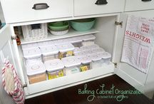 Home : Kitchen organisation