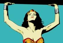 Diana Prince, Kara Zor-El & Carol Danvers / Fangirling and girlgeekery.
