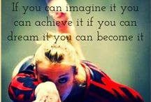 It's a Gymnast Thing- You Wouldn't Understand