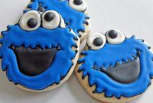 me want cookie! / om nom nom nom / by Kim Mccray