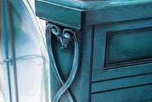 Furniture Painting / Love to restore, repurpose and paint furniture. / by Elizabeth Kite