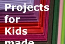 Kids stuff to do / by Aubrey Steckelberg
