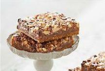 Cookies & Brownies & Bars - Oh My!