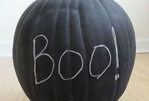 halloween / boo! / by Kim Mccray