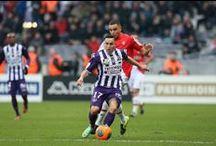 Les matches de la saison 2013-14 / Photothèque des matches à domicile du TFC, plus quelques photos des matches à l'extérieur.