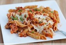 What's For Dinner? Pasta! / Pasta Main Dishes