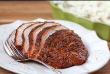 What's For Dinner? Pork! / Pork Main Dishes