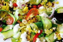 Green is Good / Vegetarian and Vegan Dishes