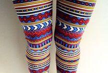 Leggings - Pants - Shorts - Skirts - Dress / https://www.etsy.com/shop/GrahamsBazaar