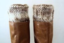 Legwarmers - Boot Cuffs - Boot Toppers / https://www.etsy.com/shop/GrahamsBazaar