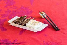 Cuisine : Asie / by La petite vie de Ci