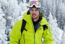 2015 Men's Ski Collection / The 2015 Men's Parka Gorsuch Ski Collection