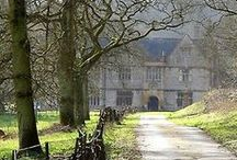 english country manor / by Karen Meadows