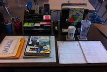 School Stuff: Organization / Organization tips and tricks for early elementary teachers and students
