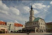 Gliwice my town.