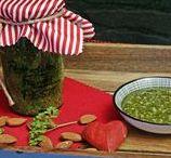 PESTO - Meine Rezepte / Hier poste ich alle eigenen Pesto-Rezepte aus meinem Blog