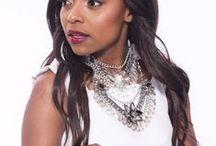 Ms Fabro / Sandi Mazibuko's Style Diaries… modern classic....