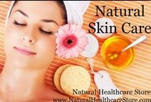 Natural Skin Care / Explore natural products for skin care which (i) help to reduce your bodies toxicity as you absorb less chemicals via skin care products and (ii) help to provide important nutrients to your skin topically, keeping you looking fresh and young!