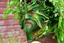 Green Man / Green Man
