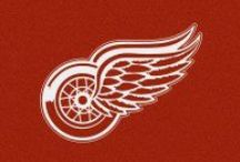 NHL Detroit Red Wings Mats