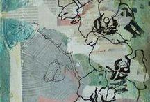 Decoupage and Mixed Media. / I enjoy hand-made beauty.