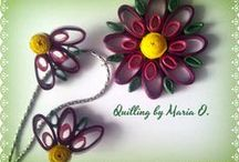 My Quilling / My quilling work