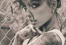 Tattoo Girls / For tattoo (and inked Chicks) lovers ---- Per gli amanti dei tatuaggi (e delle ragazze tatuate)